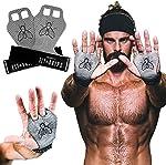 JerkFit Fly Grips, Hand Grips for Cross Training, Soft Vegan Lightweight