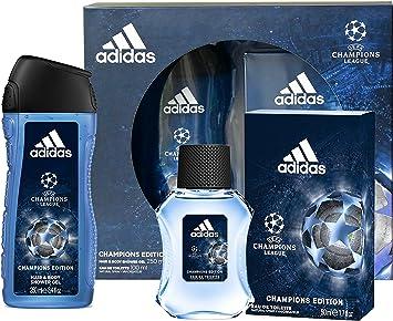 Coffret Homme Adidas CHAMPIONS LEAGUE 2017 Eau de toilette
