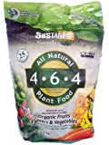 Sustane 4645lb Fertilizer, 5-Pound, Brown