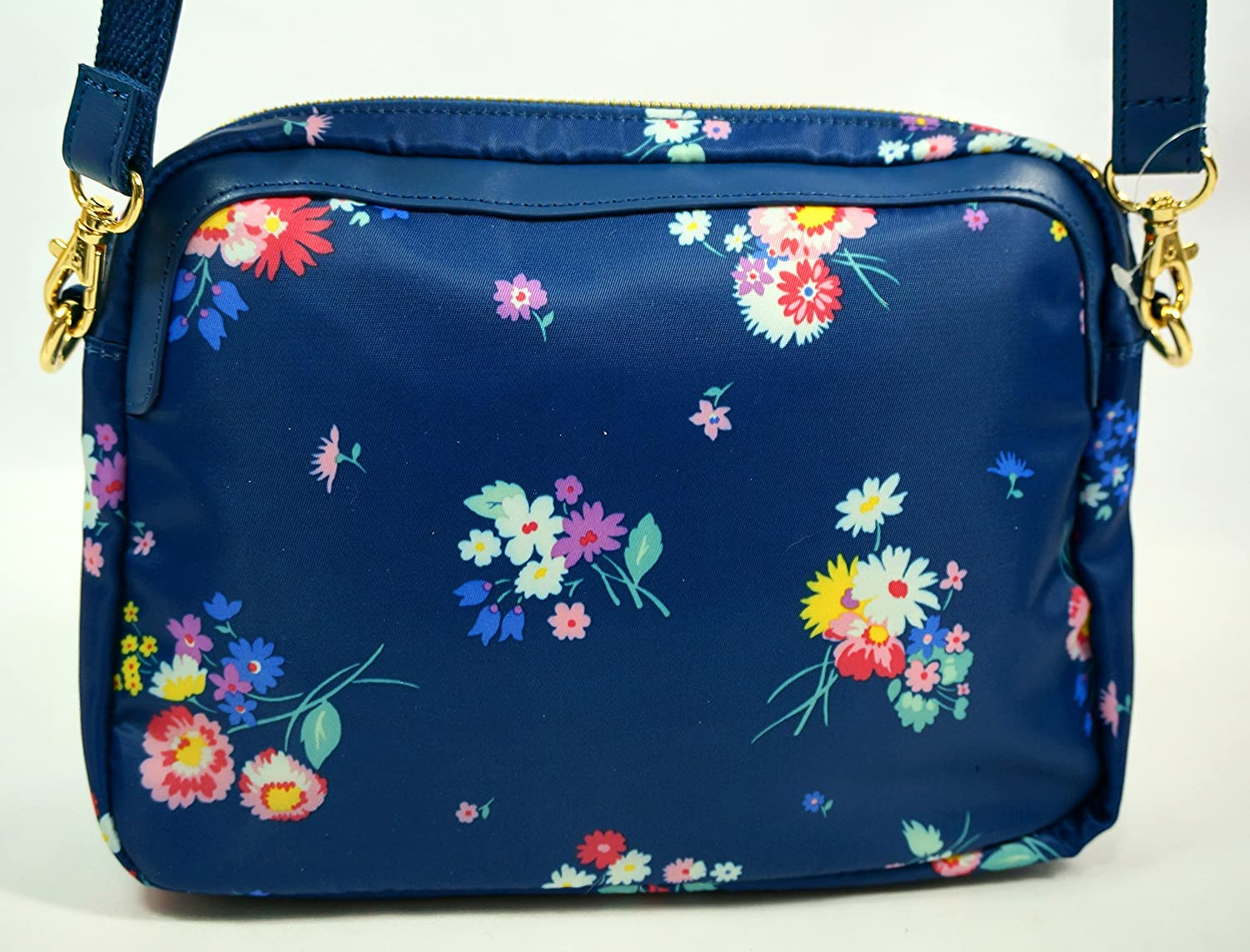 63097f42ca Cath Kidston Mini Shoulder Bag Busby Bunch Floral Navy  Amazon.co.uk  Shoes    Bags