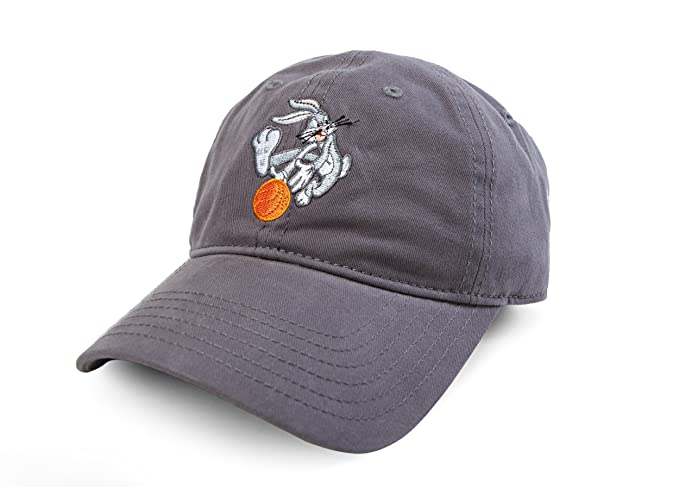 Image Unavailable. Image not available for. Color  CONCEPT ONE Looney Tunes  Bugs Bunny Adjustable Baseball Cap fdd3f7c6632