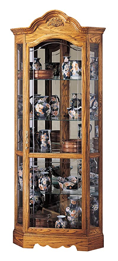 Howard Miller 680 207 Wilshire Curio Cabinet