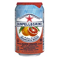 Deals on 24-Count Sanpellegrino Blood Orange Sparkling Fruit 11.15OZ