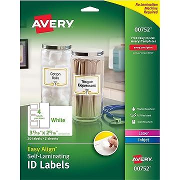 top best Avery Easy Align