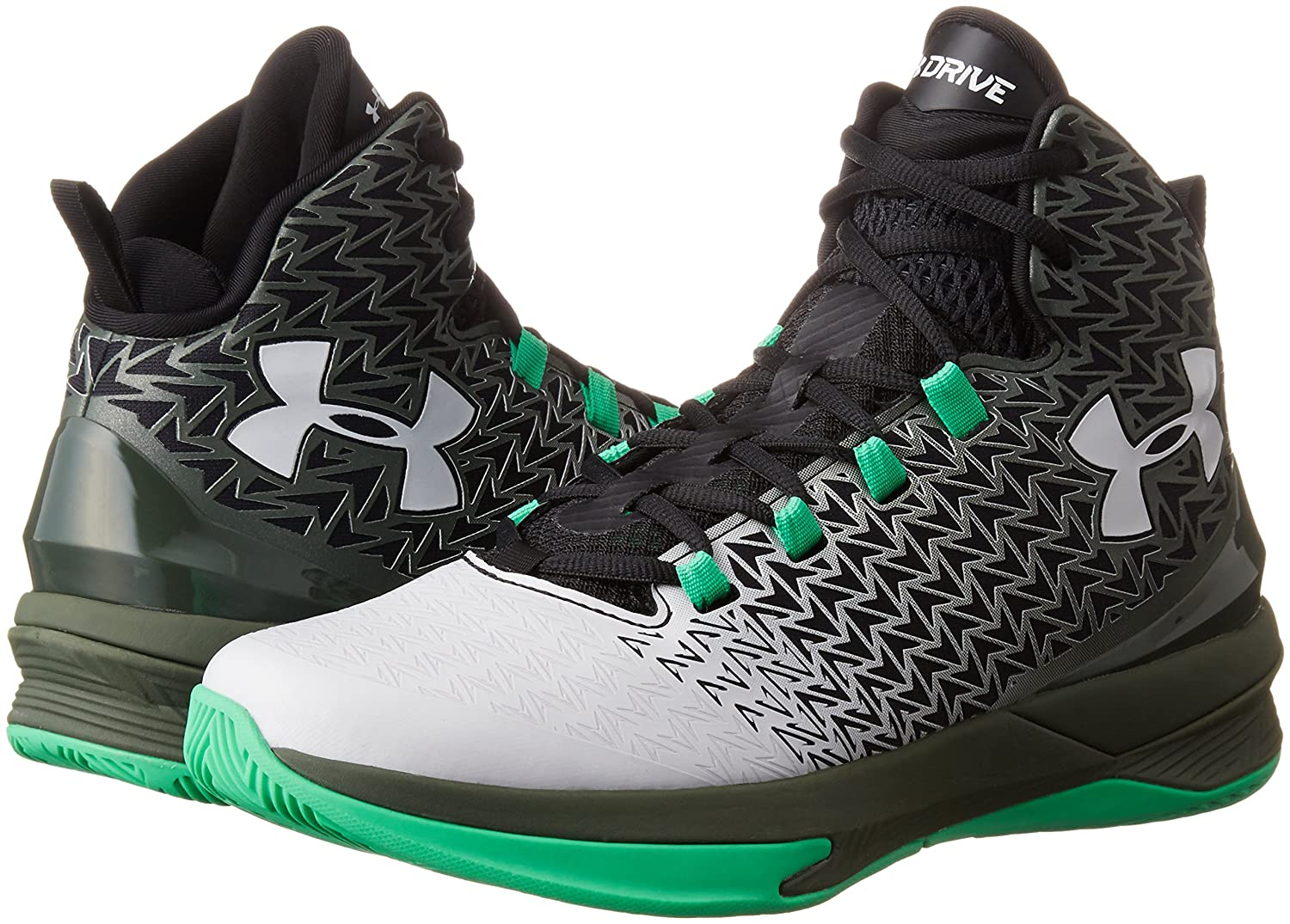 Under Armour Men's Clutchfit Drive 3 Basketball Shoe: Amazon.co.uk: Sports  & Outdoors