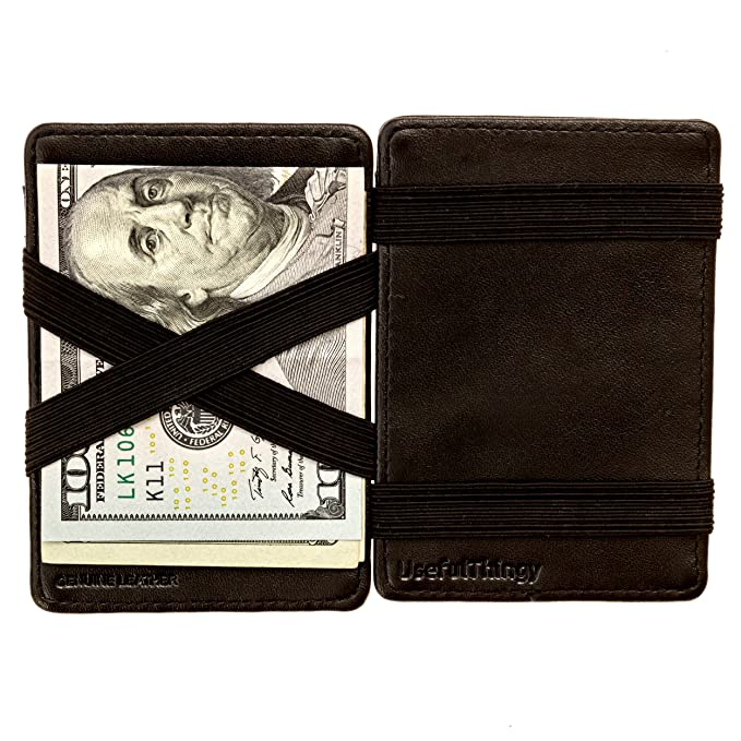 Amazon.com: Magic Wallet – Cartera mágica, para hombres ...