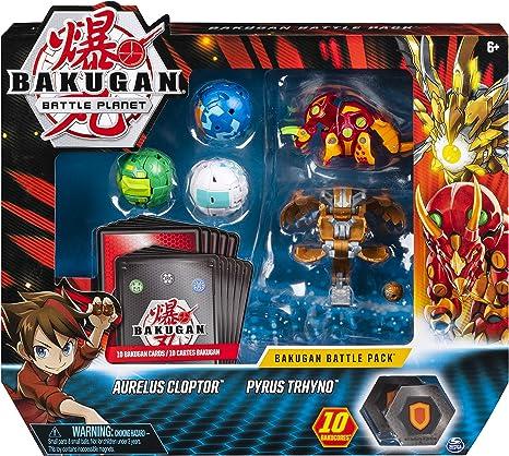 Bakugan Battle Pack: Amazon.es: Juguetes y juegos