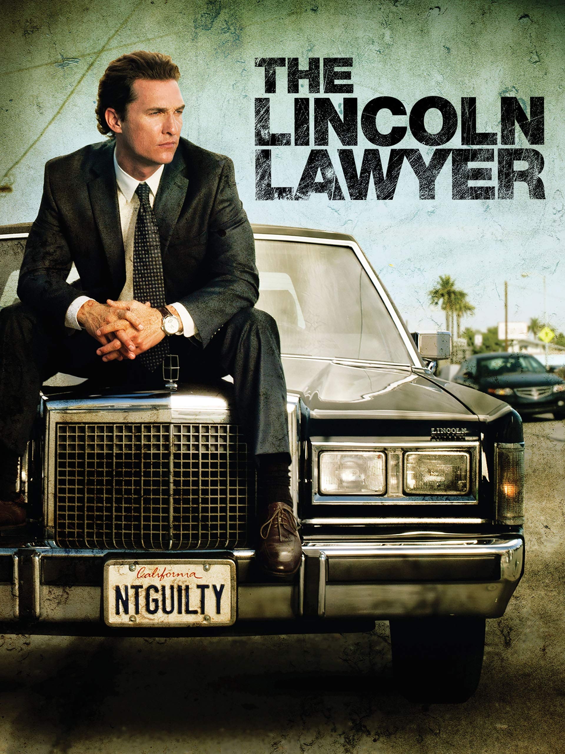 The Lincoln Lawyer on Amazon Prime Video UK