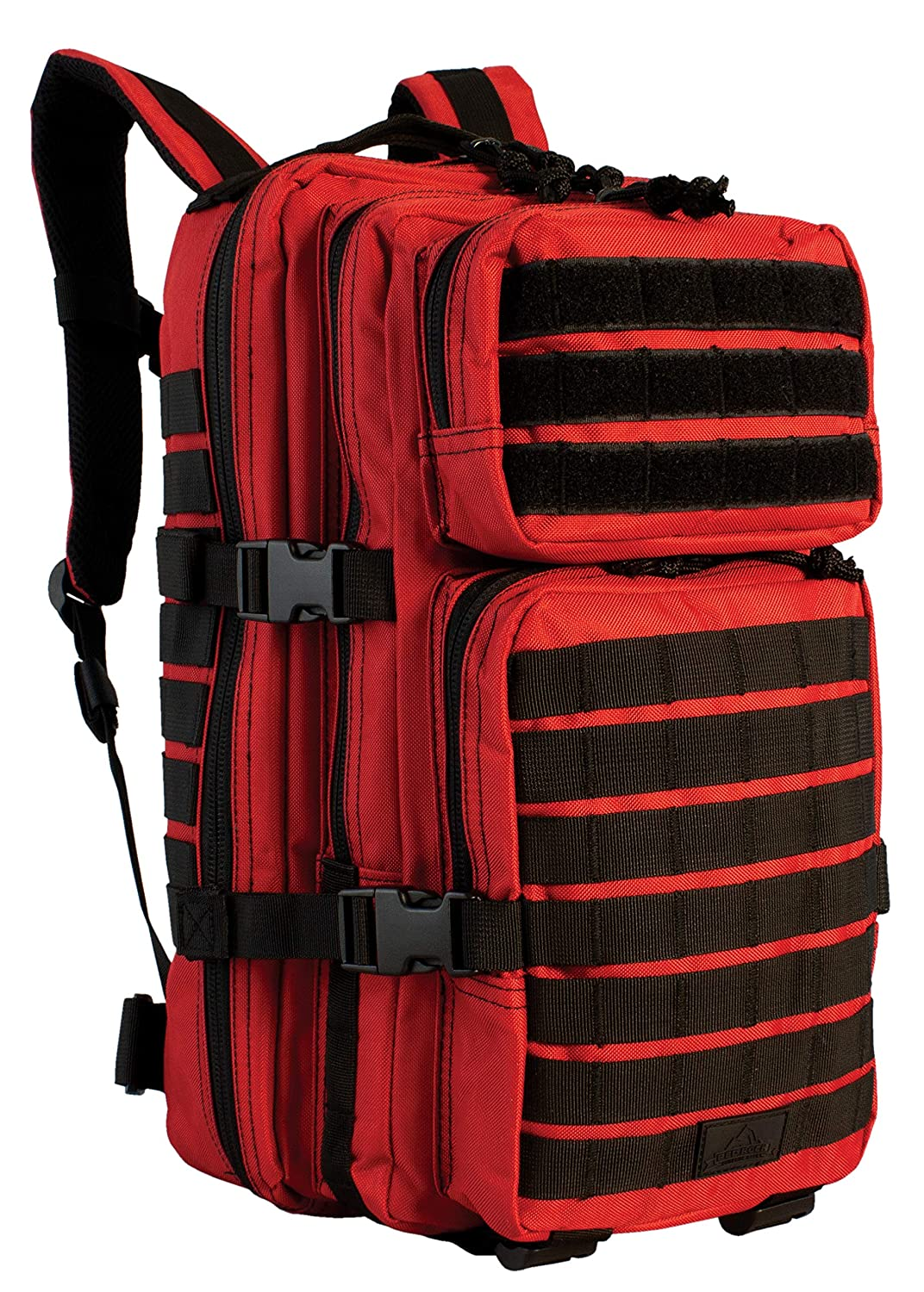 Red Rock Outdoor Gear Rebel Assault Pack  レッド/ブラック B00JSUL9MQ