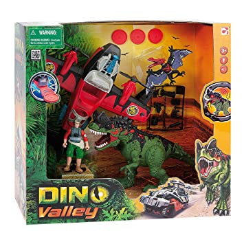 giocheria hdg30167 Dino Valley - Super Play Juego de ...