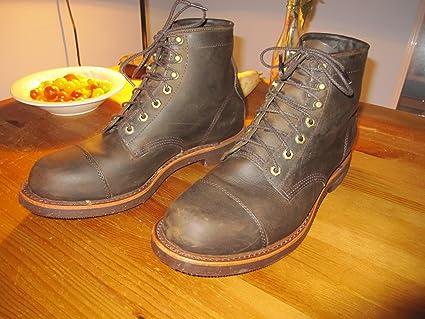1a1e3784fd0 Amazon.com: L.L. Bean Katahdin Iron Works Boots, Men's 10.5 US ...