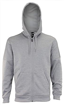 adidas Herren Climawarm Full Zip Fleece Hoodie: