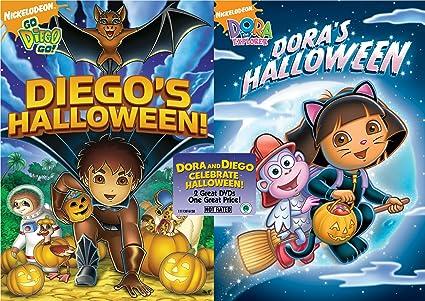 dora the explorer doras halloweengo diego go diegos halloween