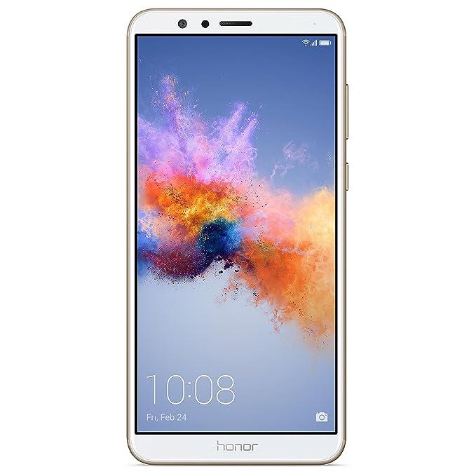Honor 7X (Gold, 4GB RAM + 64GB memory)