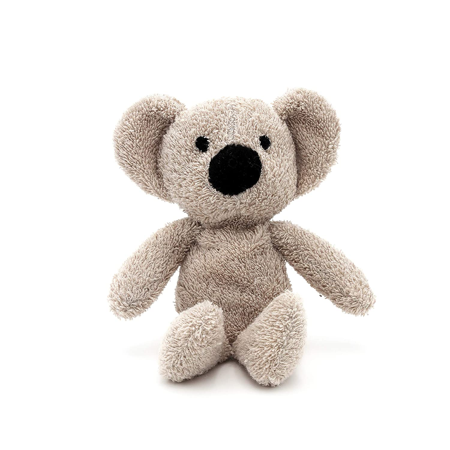 Thermal-Aid Zoo — Mini Ollie The Koala — Kids Hot and Cold Pain Relief Boo Boo Tool — Heating Pad Microwavable Stuffed Animal and Cooling Pad — Easy Wash, Natural Sleep Aid
