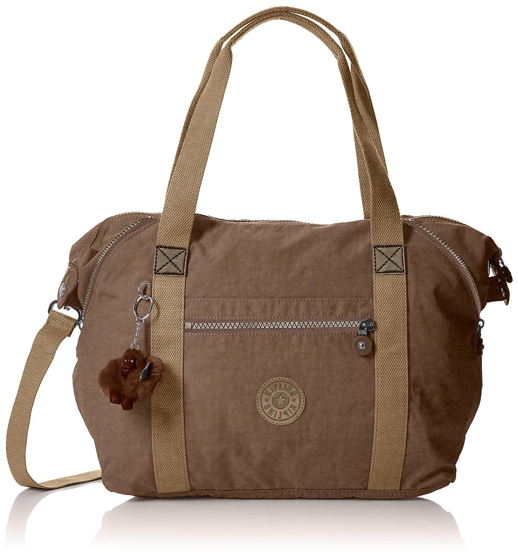 Brown (True Beige) Kipling Women's Art Crossbody Bag