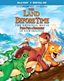 Land Before Time Remastered (Bilingual) [Blu-ray + Digital Copy]