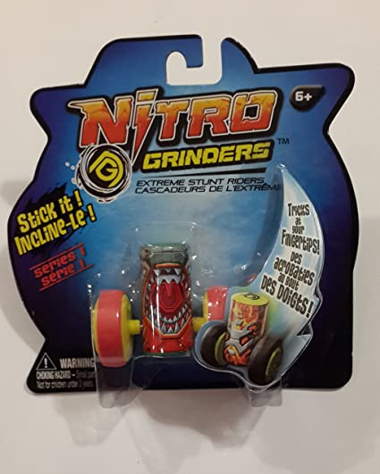 Nitro Grinders Single Pack - Colors & Styles May Vary