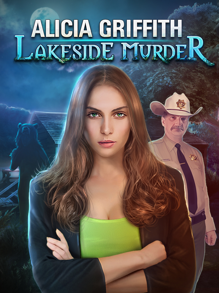 Alicia Griffith - Lakeside Murder [Download]
