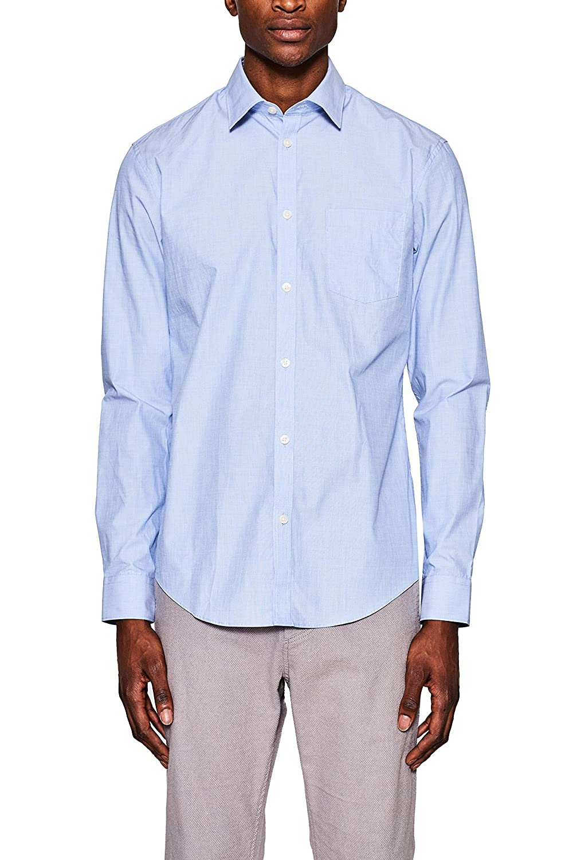 TALLA 37 (Talla del fabricante: 37-38). Esprit Collection Camisa para Hombre