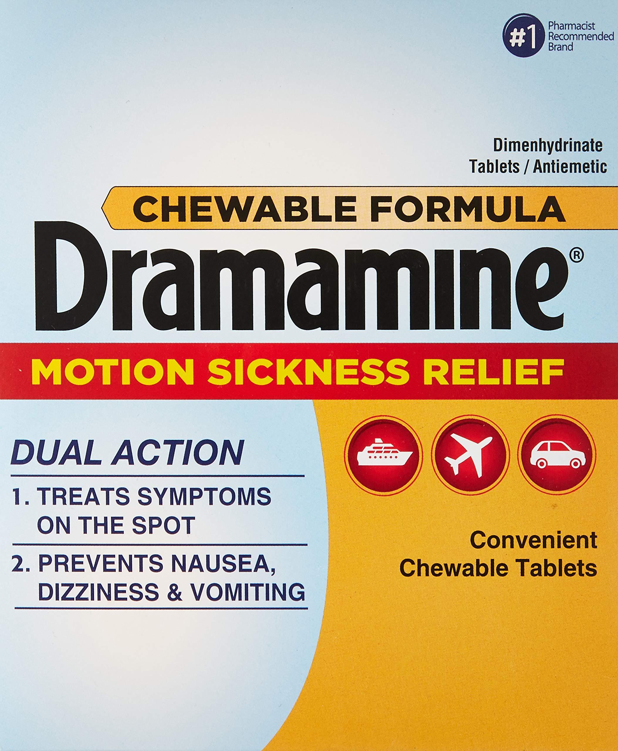 Dramamine 25's by Dramamine