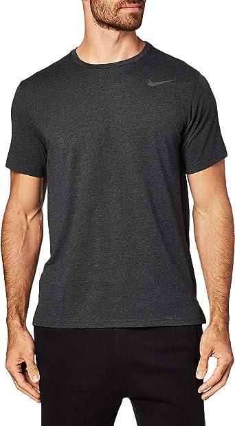 viernes Puerto marítimo Supone  NIKE AJ8002 Camiseta de Manga Corta, Hombre, Negro (Ember glowember Glow),  S: Amazon.es: Ropa y accesorios