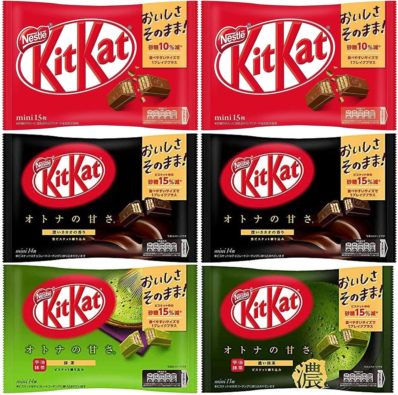 みんな大好き定番チョコ『キットカット』