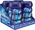 Mentos Sugar-Free Chewing Gum, Ice Flurry, 45 Piece Bottle (Pack of 4)
