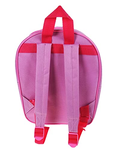 UK Seller 3D Effect MY LITTLE PONY Backpack in light Pink