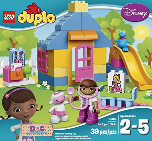 LEGO DUPLO Disney Doc McStuffins Backyard Clinic