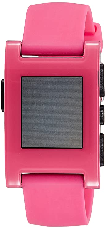 Pebble Smartwatch - Pink