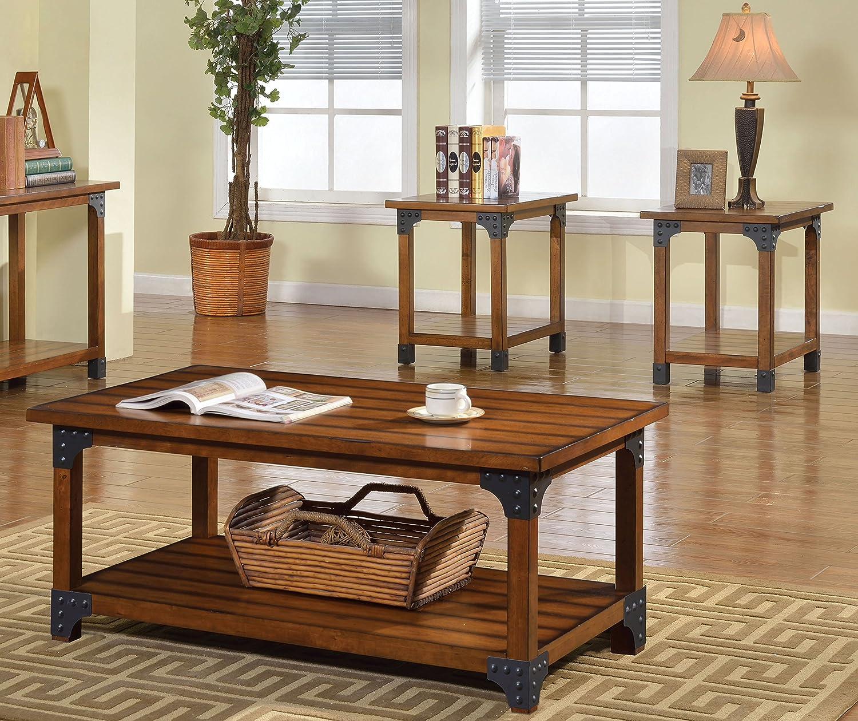 Amazon.com: Muebles de América Karlton Conjunto de 3-Piece ...