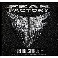 Fear Factory Parche The Industrialist Patch Tejida 10 x 9,5 cm