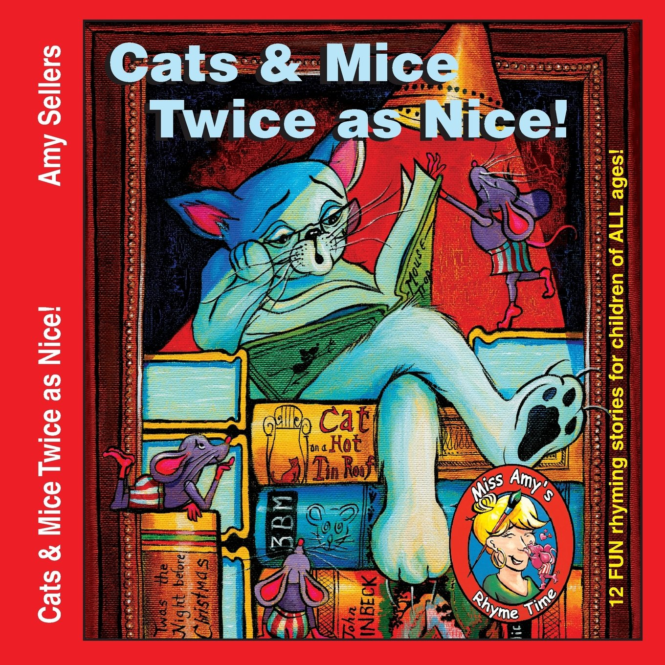Book Online at Low Prices in India | Cats & Mice, Twice as Nice! Reviews &  Ratings - Amazon.in