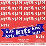 Kits Assorted Candy Box, 38 Ounce , 100 Count