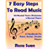 How To Read Music - 7 Easy Steps to Read Music  For Beginners & 101 Musical Terms Dictionary with 4 Musical Charts: Read Music (Piano & Guitar Players)