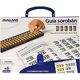 Miniland 95084 Set Guide d'apprentissage pour soroban et boulier japonais