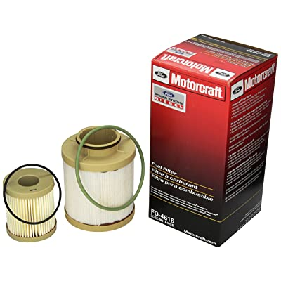 Motorcraft FD-4616 Fuel Filter: Automotive
