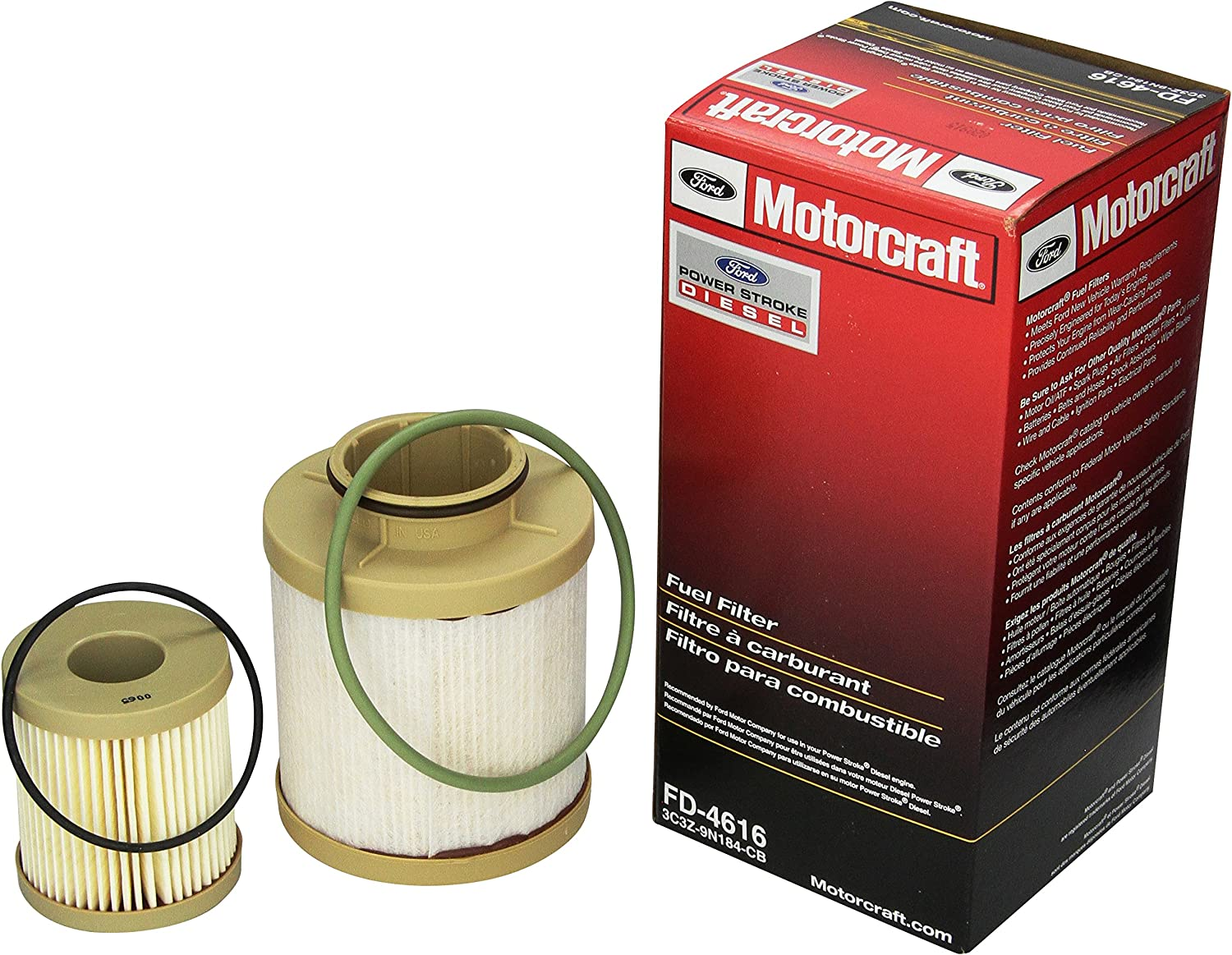 Motorcraft FD4616 Fuel Filter