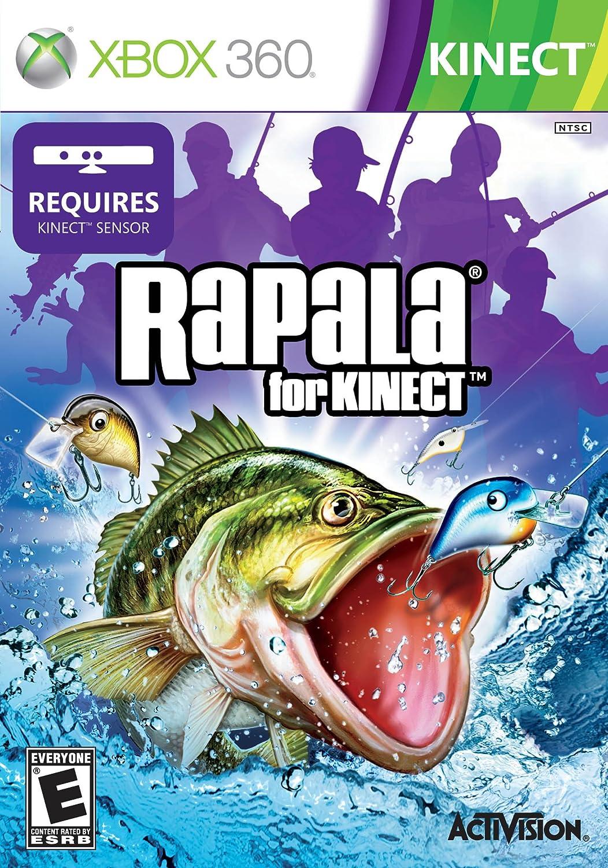 Amazon.com: Rapala for Kinect - Xbox 360: Activision Inc ...