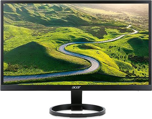 Acer R221Q bid 21.5-Inch IPS Full HD 1920 x 1080p Display (VGA, DVI & HDMI Ports)