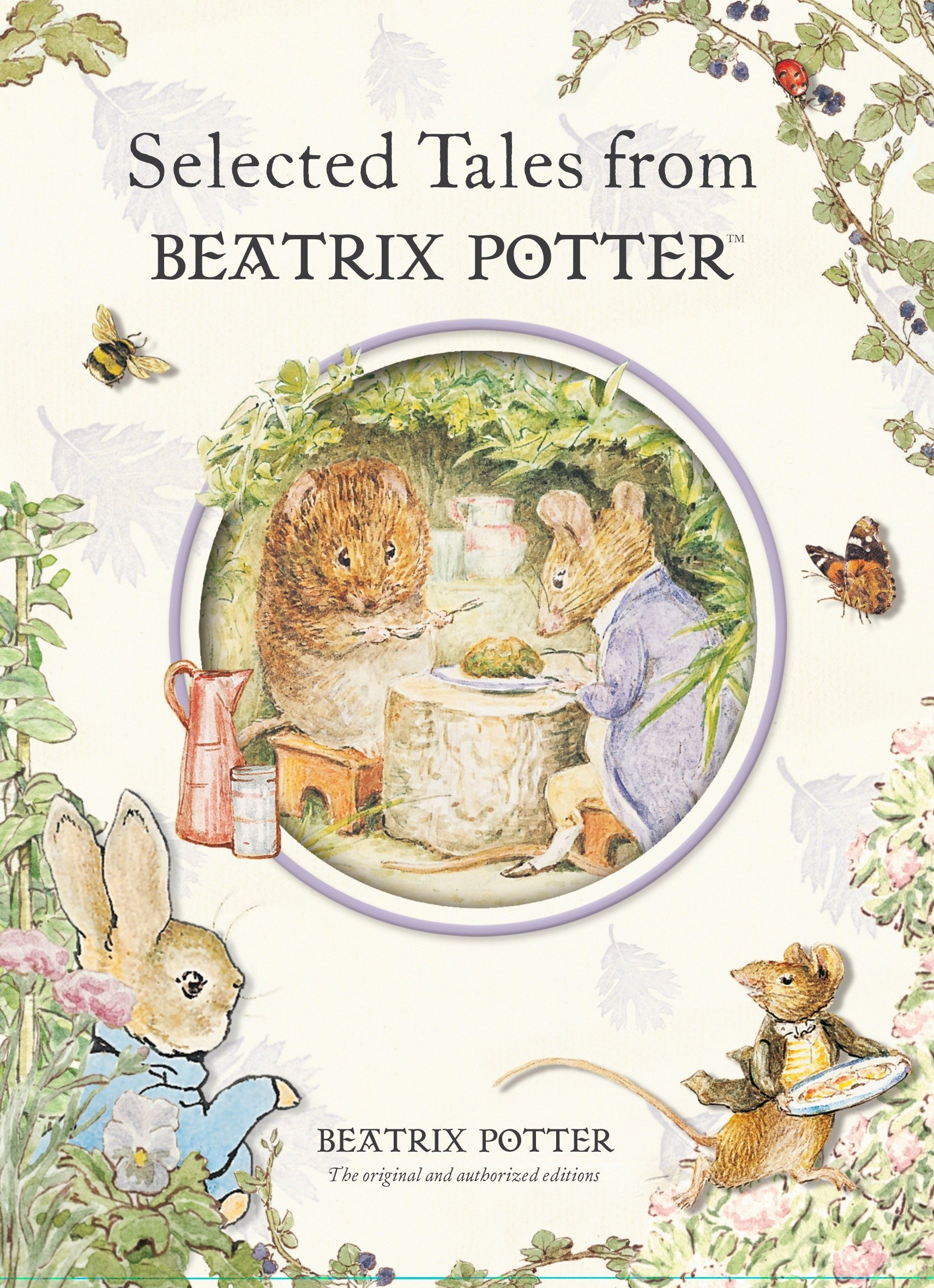 Selected Tales from Beatrix Potter (Peter Rabbit, Band 1)