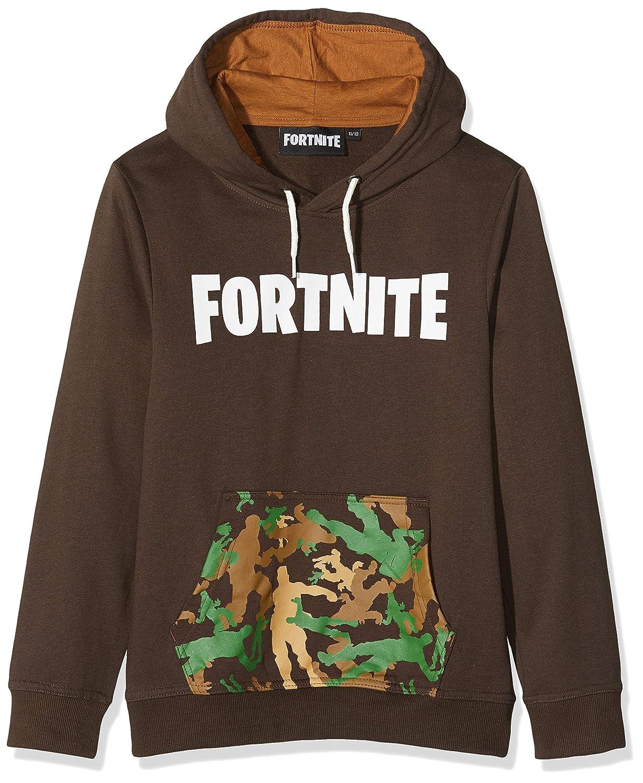 Fortnite Boys Sudadera Con Capucha Brush Fleece Fortnite Hoodie