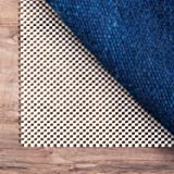 LINENSPA Ultra Grip Non Slip Rug Pad - Heavy Duty Area Rug Gripper for Any Floor Surface - 2' x 8'