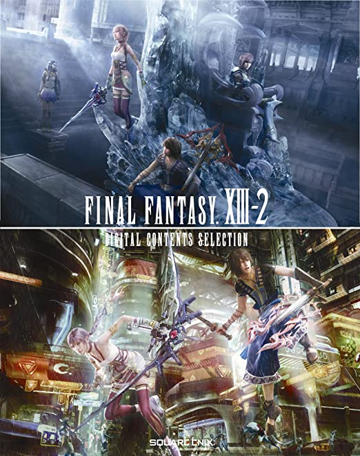 FINAL FANTASY XIII-2 デジタルコンテンツセレクション(xbox360)