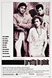 PRETTY IN PINK MOVIE POSTER PRINT APPROX SIZE 12X8 INCHES