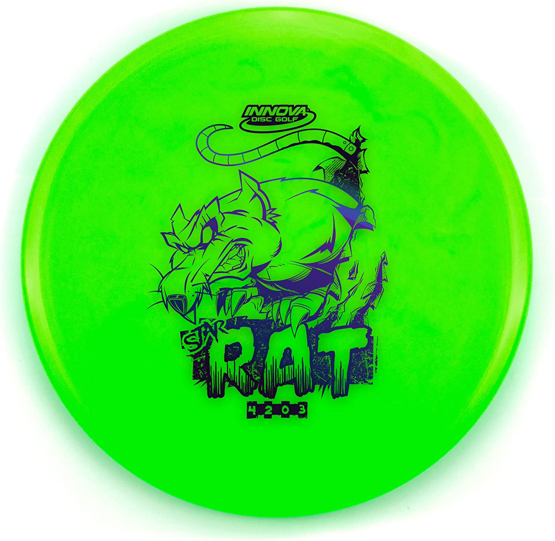 Innova Star Rat Mid-Range Golf Disc [Colors May Vary]