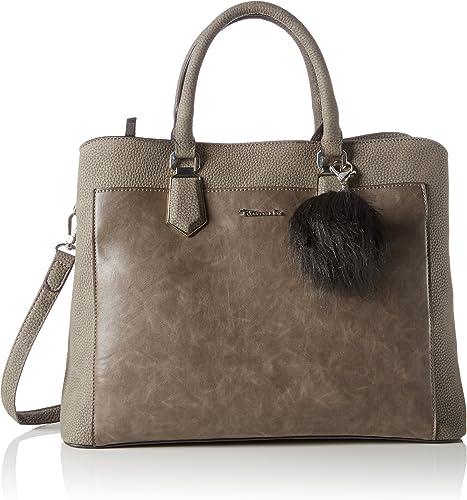 Tamaris Damen Elsa Business Tasche, 16x33,5x53,5 cm