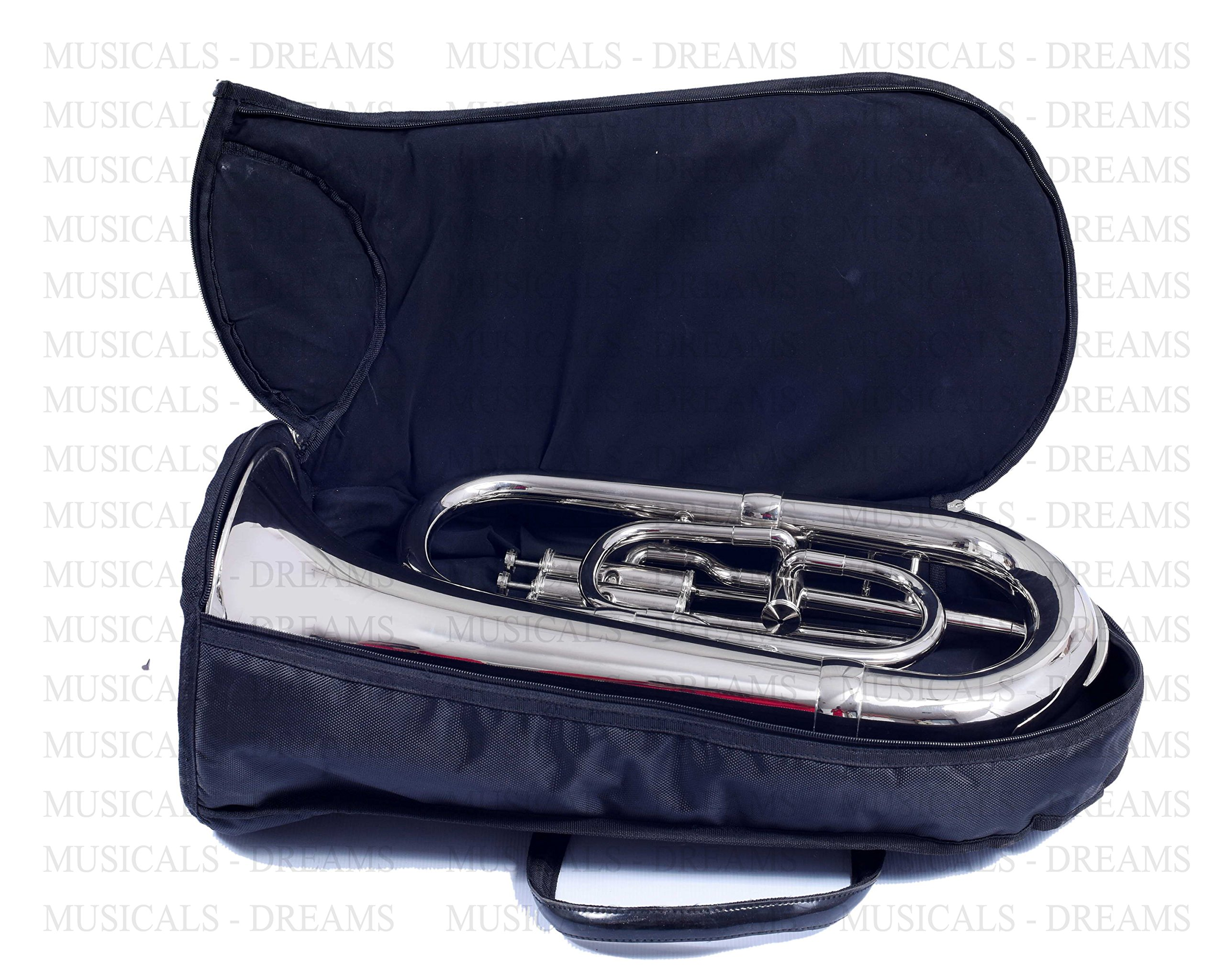 Moonflag Bb Euphonium Nickel 4 Valve by NASIR ALI (Image #2)