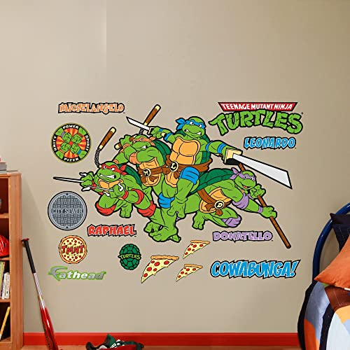 Classic Teenage Mutant Ninja Turtles